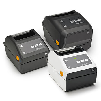 Zebra thermal shipping label printer